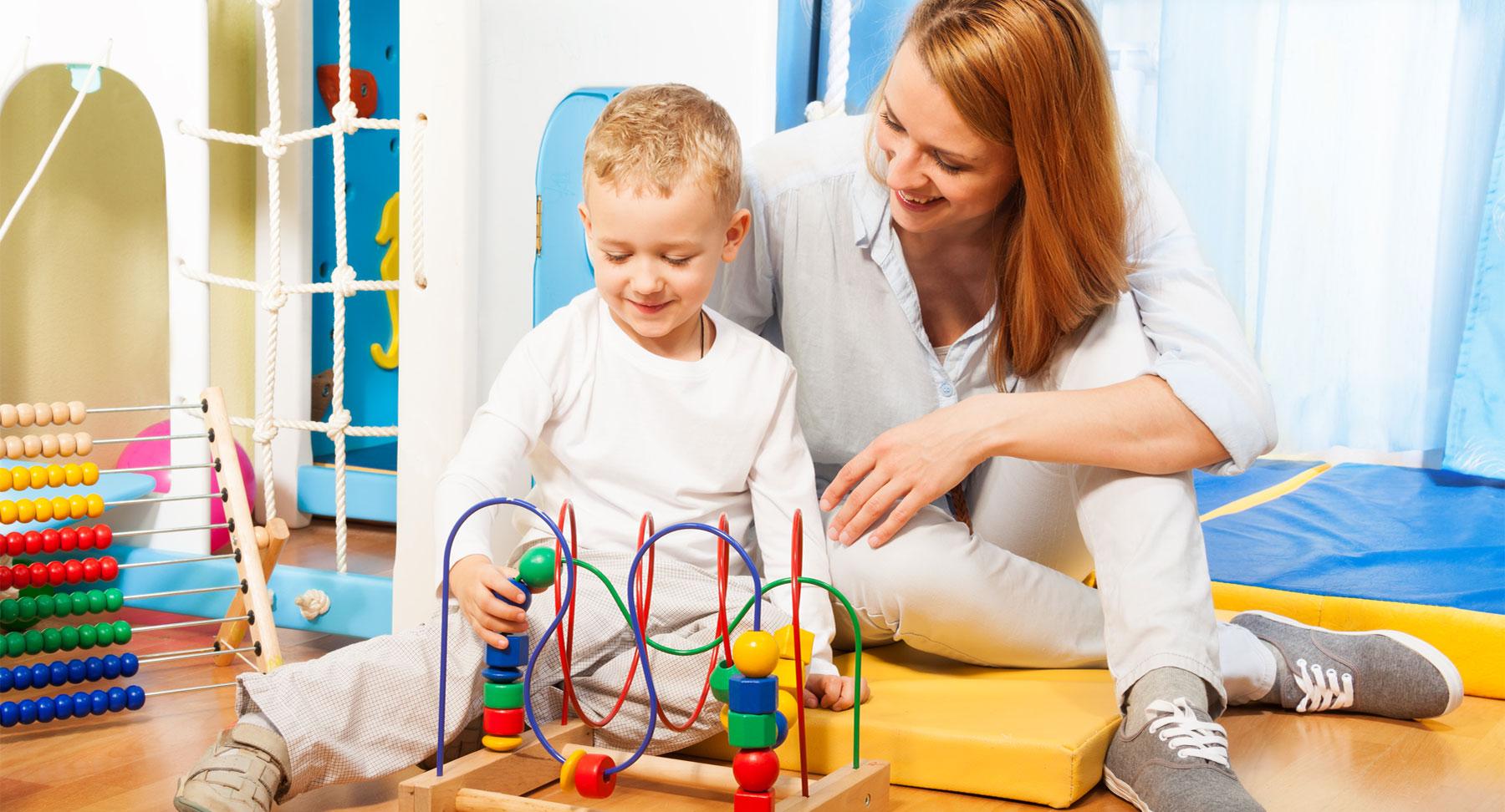 childs speech development